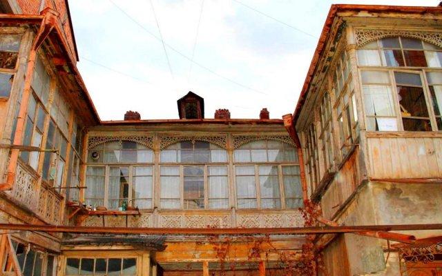 Отель Asatiani Old Tbilisi вид на фасад