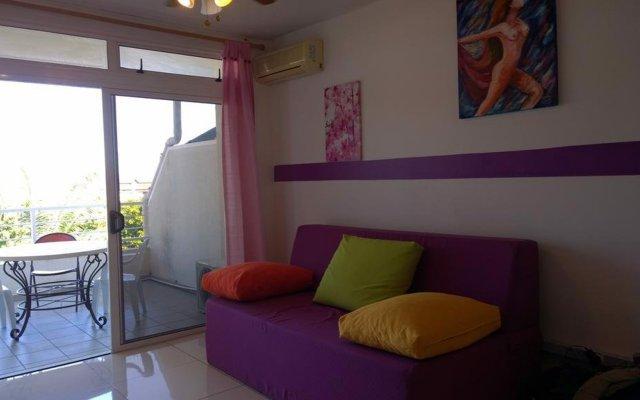 Отель Studio Centre Французская Полинезия, Папеэте - отзывы, цены и фото номеров - забронировать отель Studio Centre онлайн комната для гостей