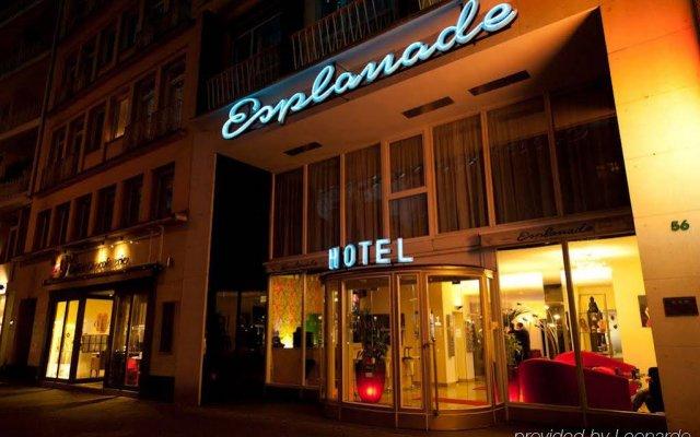 Отель Esplanade Германия, Кёльн - отзывы, цены и фото номеров - забронировать отель Esplanade онлайн вид на фасад