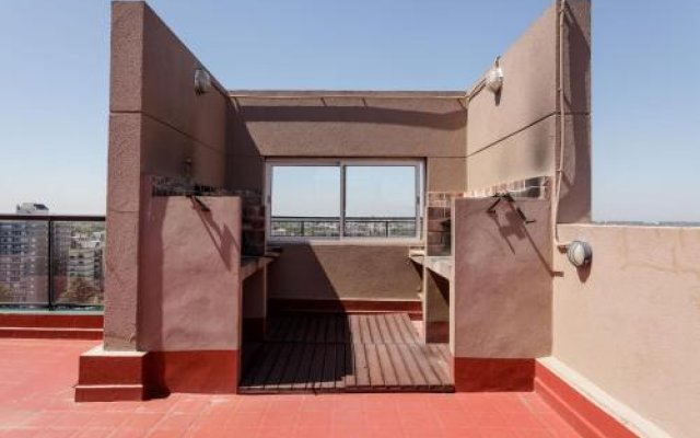 Отель Tigre en lo Alto Тигре вид на фасад