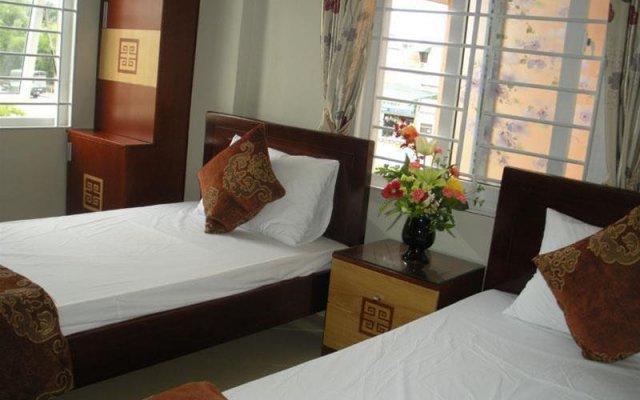 Отель Hai Ngan Ханой комната для гостей