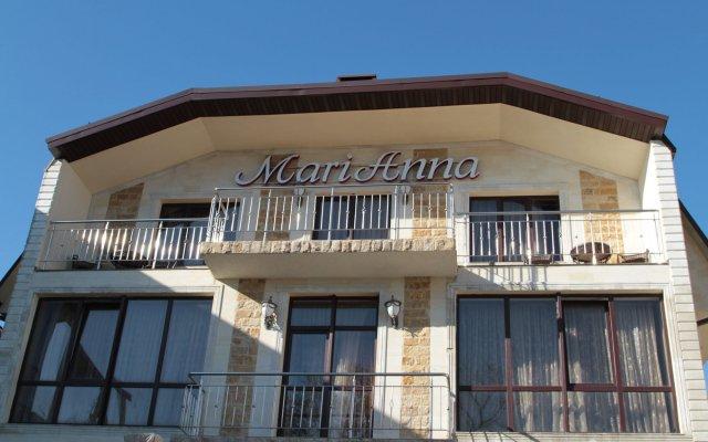 Гостиница МариАнна вид на фасад