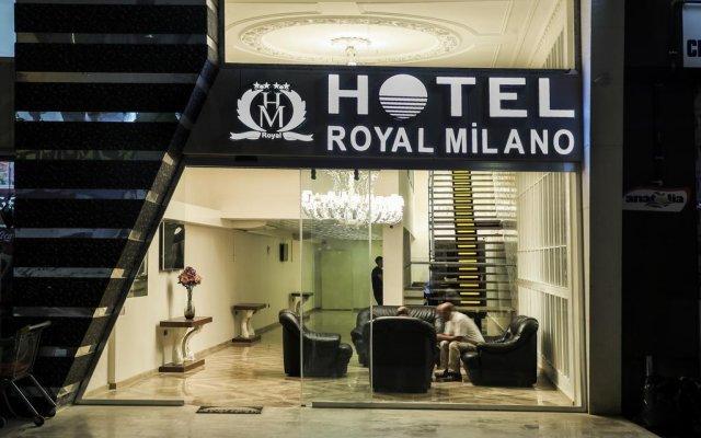 Royal Milano Hotel Турция, Ван - отзывы, цены и фото номеров - забронировать отель Royal Milano Hotel онлайн вид на фасад