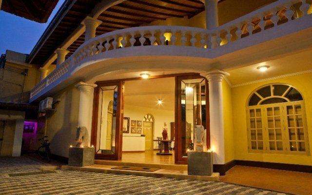 Отель Cocoon Sea Resort вид на фасад