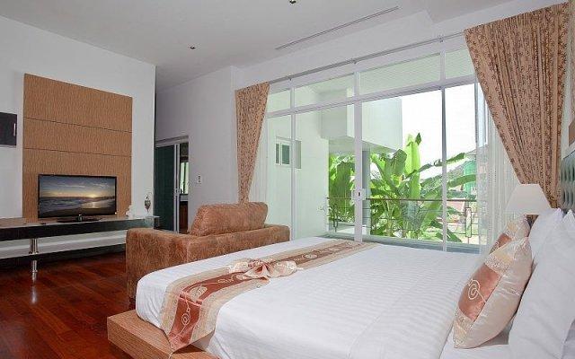 Отель Kata Horizon Villa B2 комната для гостей