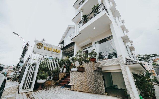 Hotel The Bao Далат вид на фасад