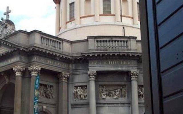 Отель Corallo Donizetti вид на фасад