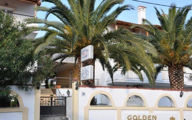 Отель Golden Sun Village Греция, Пефкохори - отзывы, цены и фото номеров - забронировать отель Golden Sun Village онлайн вид на фасад