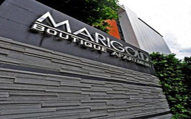 Апартаменты Marigold Ramkhamhaeng Boutique Apartment вид на фасад