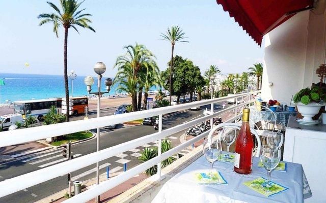 Отель Lido Promenade AP4020 балкон