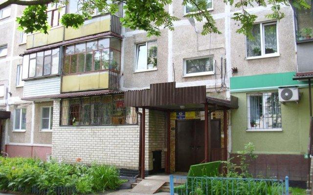 Гостиница Homestay Gagarina 17 вид на фасад