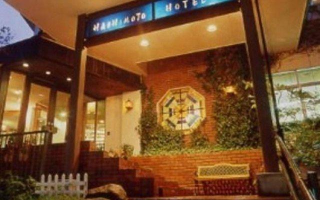 Hashimoto Hotel вид на фасад