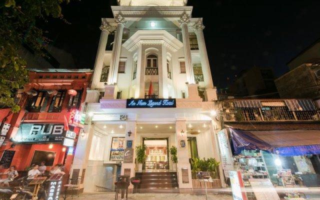 Annam Legend Hotel вид на фасад