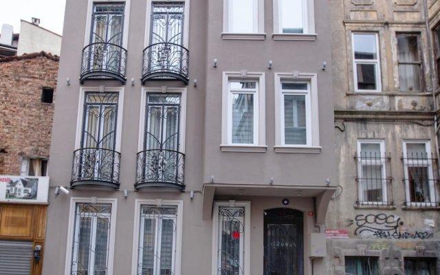 Jumba Hostel Турция, Стамбул - отзывы, цены и фото номеров - забронировать отель Jumba Hostel онлайн вид на фасад