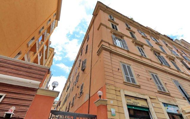 Отель Rome Accommodation Jazz House вид на фасад