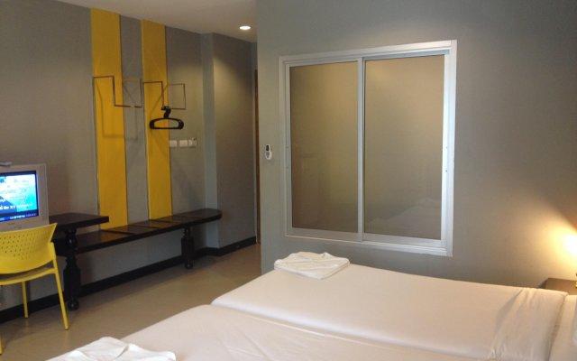 Отель Palm Guesthouse комната для гостей