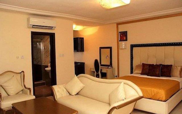 Отель Calabar Harbour Resort SPA Калабар комната для гостей
