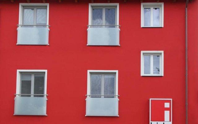 Отель Iride Guest House Ористано вид на фасад