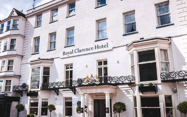 Abode Exeter The Royal Clarence Hotel вид на фасад