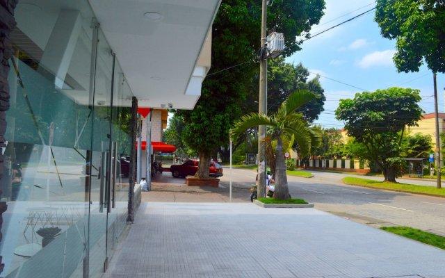 Отель El Alba Колумбия, Кали - отзывы, цены и фото номеров - забронировать отель El Alba онлайн вид на фасад