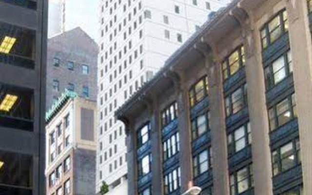 Отель Residence Suites США, Нью-Йорк - отзывы, цены и фото номеров - забронировать отель Residence Suites онлайн вид на фасад