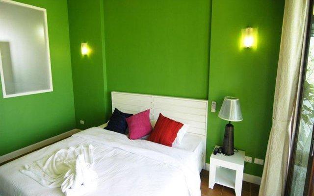 Отель Baan Haad Sai комната для гостей