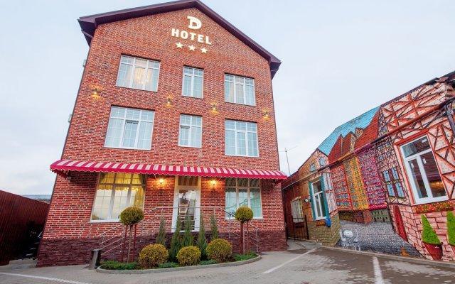 Гостиница D otel