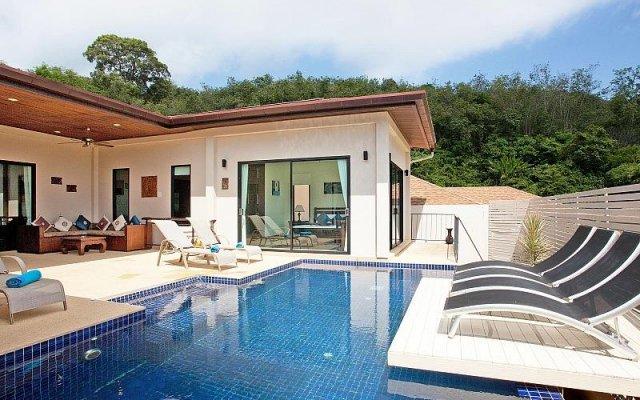 Отель Villa Kaimook Andaman
