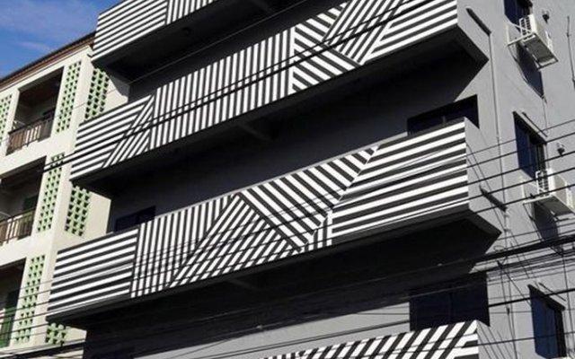 Отель S heaven вид на фасад