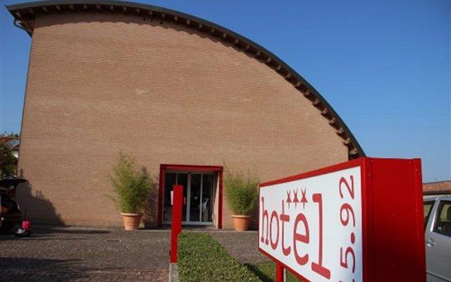 Отель 15.92 Hotel Италия, Пьянига - отзывы, цены и фото номеров - забронировать отель 15.92 Hotel онлайн вид на фасад