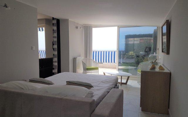 Отель Nice Booking-Domaine Fleurs-Penthouse Франция, Ницца - отзывы, цены и фото номеров - забронировать отель Nice Booking-Domaine Fleurs-Penthouse онлайн комната для гостей