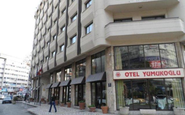Yumukoglu Турция, Измир - отзывы, цены и фото номеров - забронировать отель Yumukoglu онлайн вид на фасад
