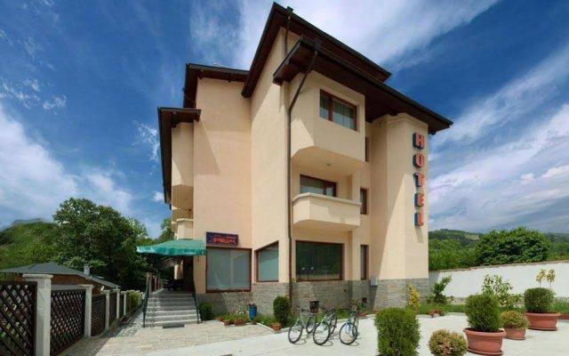Prim Hotel Сандански вид на фасад