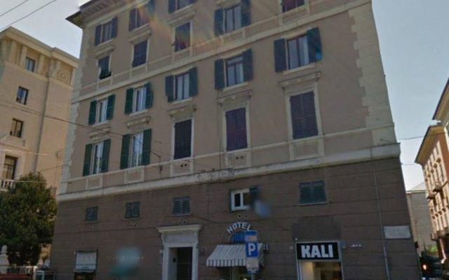 Отель Appartamento Via Fiume Генуя вид на фасад