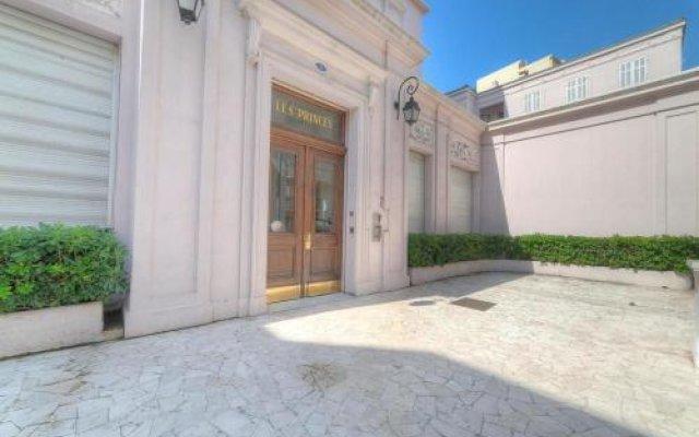 Отель Les Princes Франция, Канны - отзывы, цены и фото номеров - забронировать отель Les Princes онлайн вид на фасад