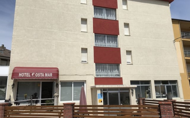 Hotel Costa Mar вид на фасад