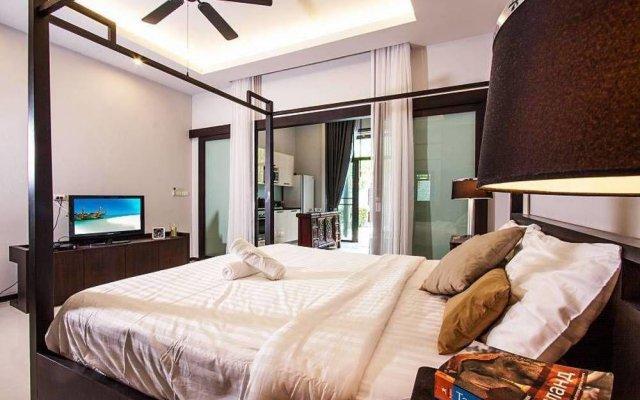 Отель Anon Villa комната для гостей