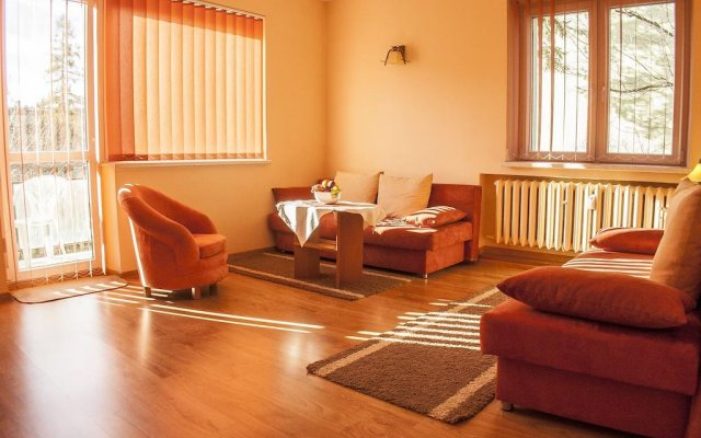 Отель Apartament Bulwary комната для гостей