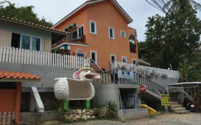 Отель Private lodge beachside Lamai Samui Таиланд, Самуи - отзывы, цены и фото номеров - забронировать отель Private lodge beachside Lamai Samui онлайн вид на фасад