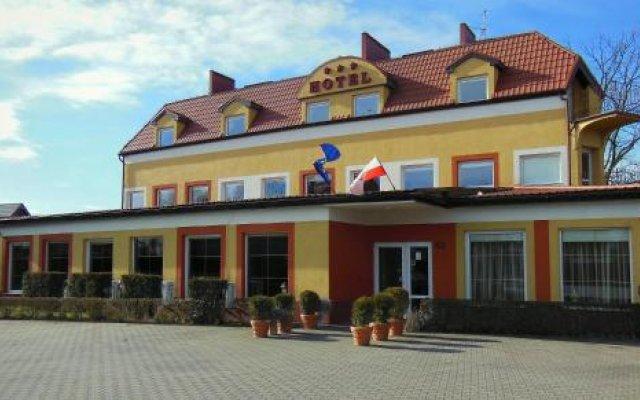 Hotel Jester вид на фасад