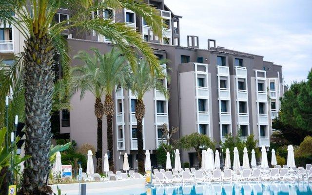 Отель Sentido Perissia вид на фасад