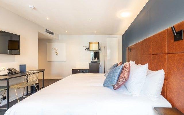 Hotel Sablon Bruges комната для гостей