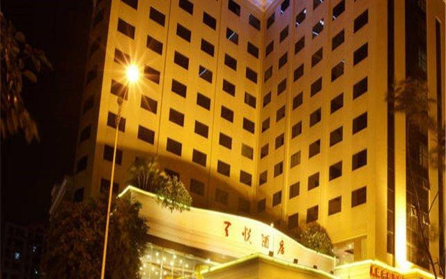 Delight Empire Hotel вид на фасад