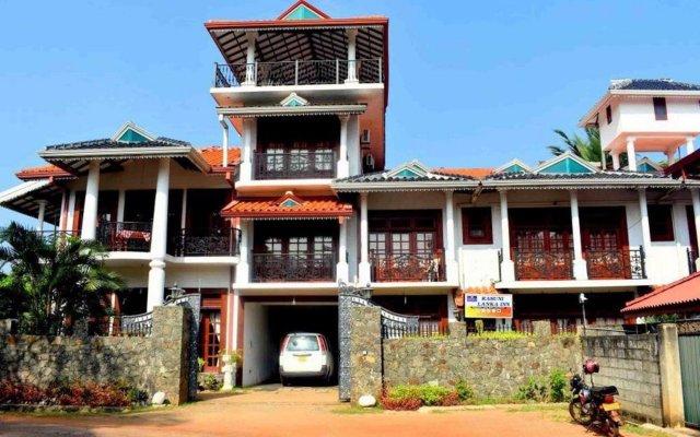 Отель Freedom Palace Шри-Ланка, Анурадхапура - отзывы, цены и фото номеров - забронировать отель Freedom Palace онлайн вид на фасад