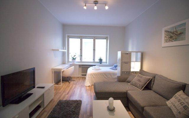 Апартаменты 2ndhomes Pietarinkatu Apartment 2 комната для гостей
