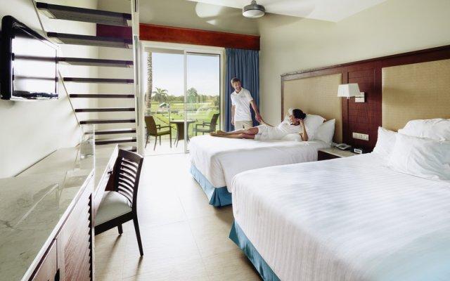 Отель Family Club at Barcelo Bavaro Palace Deluxe комната для гостей