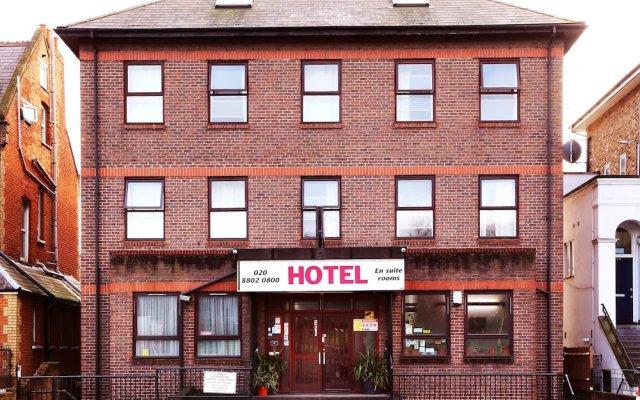 Kent Hall Hotel вид на фасад