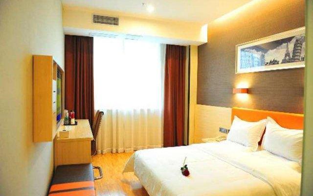Отель 7 Days Premium Chongqing Da Zu Hong Sheng Square Branch вид на фасад