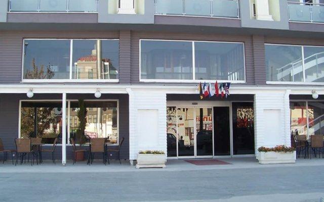 Отель Corum Buyuk Otel вид на фасад