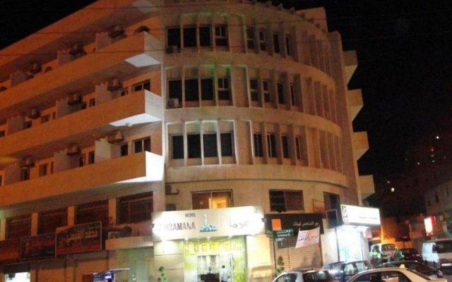 Kahramana Hotel вид на фасад